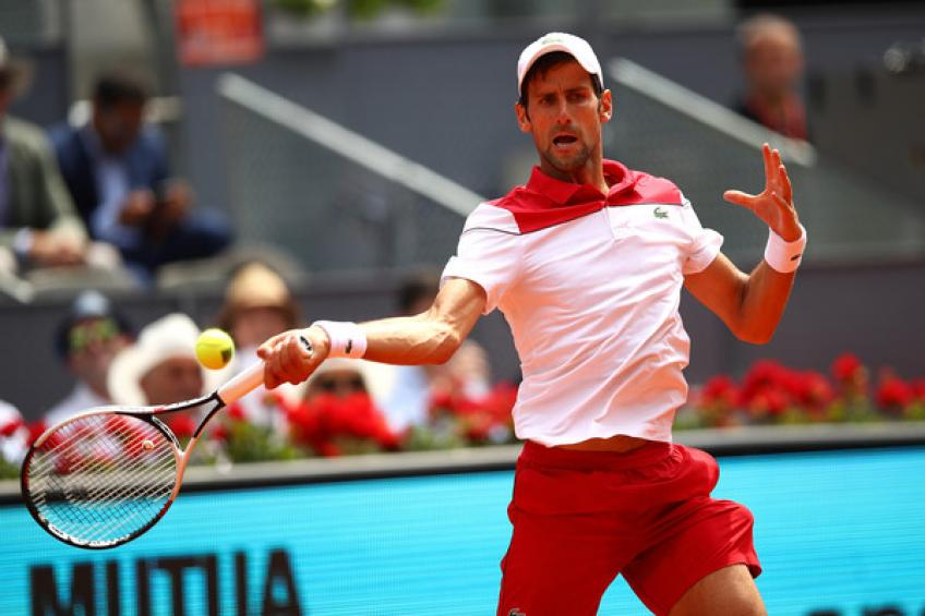 Is Djokovic back on track?