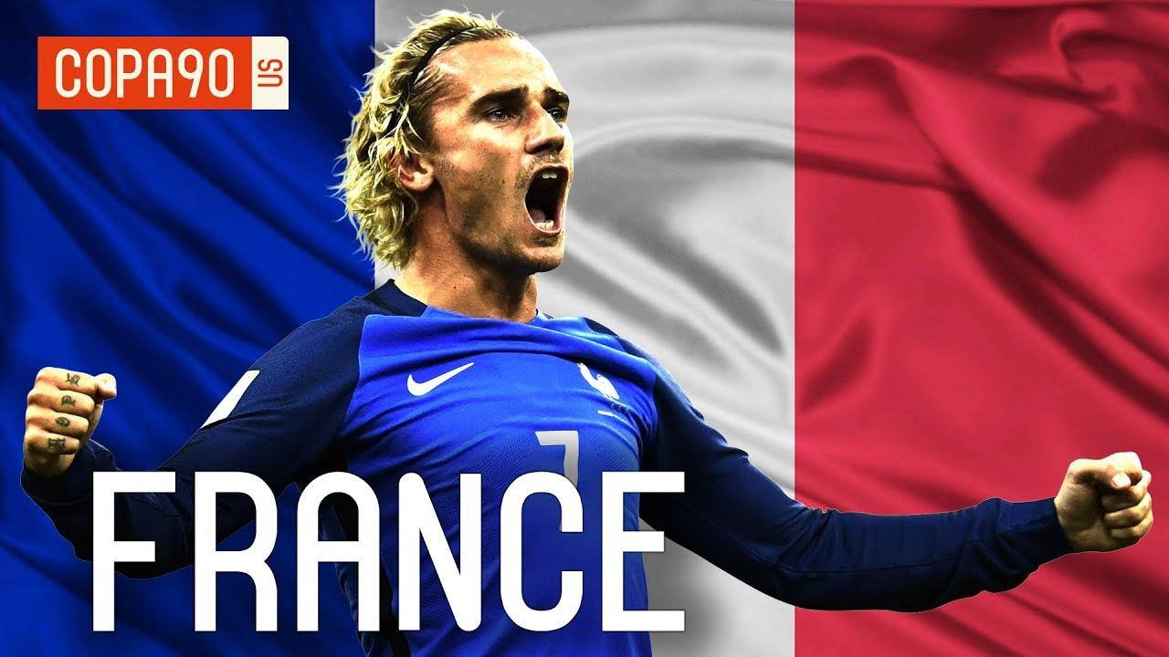 New World Champions - French!