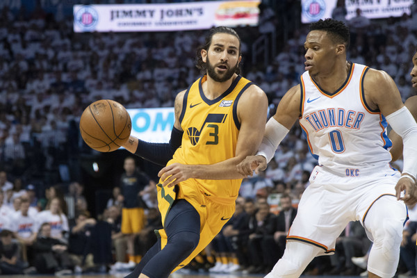 Jazz Host Thunder in Game 4, Looking for 3-1 Series Lead