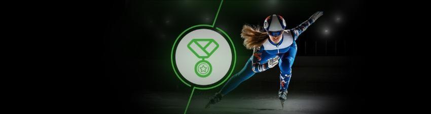 Unibet: 20% Profit Boost on Speed Skating