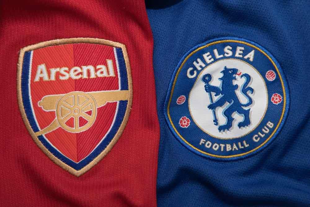 Arsenal Vs Chelsea - €25K Predictor Game!