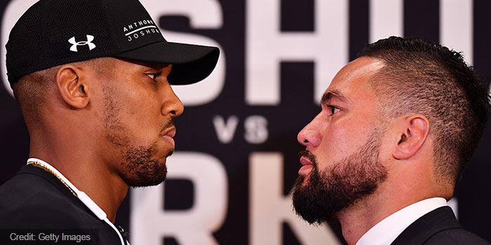 Joshua vs. Parker: Unique betting insight