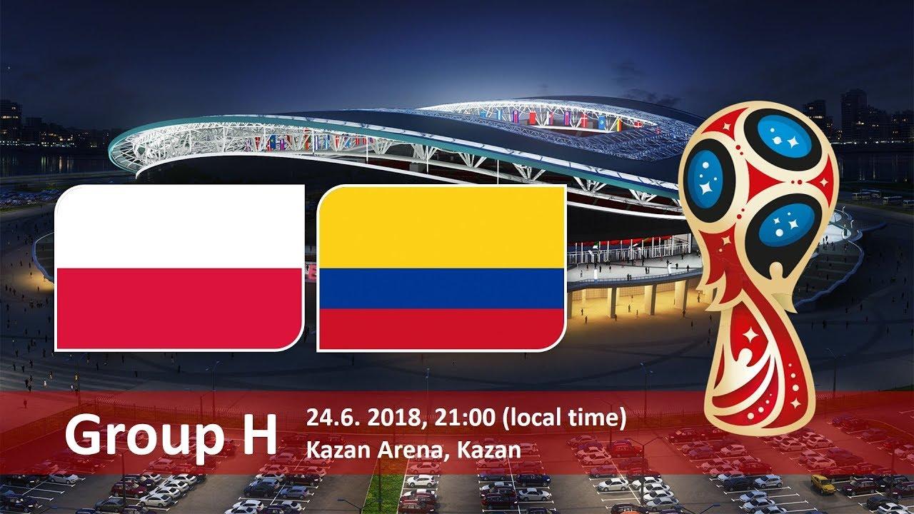 Poland vs. Colombia Destructive match