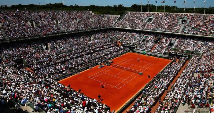 Rolland Garros is already working
