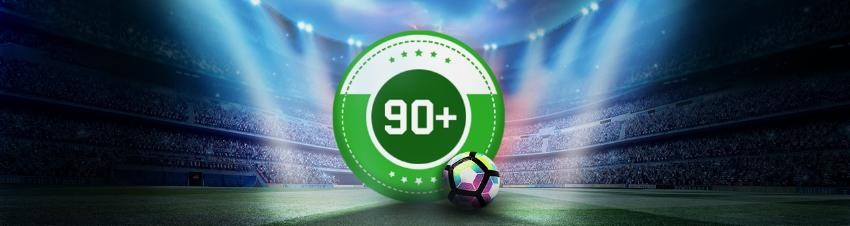Great Unibet promo: 90+ Cashback