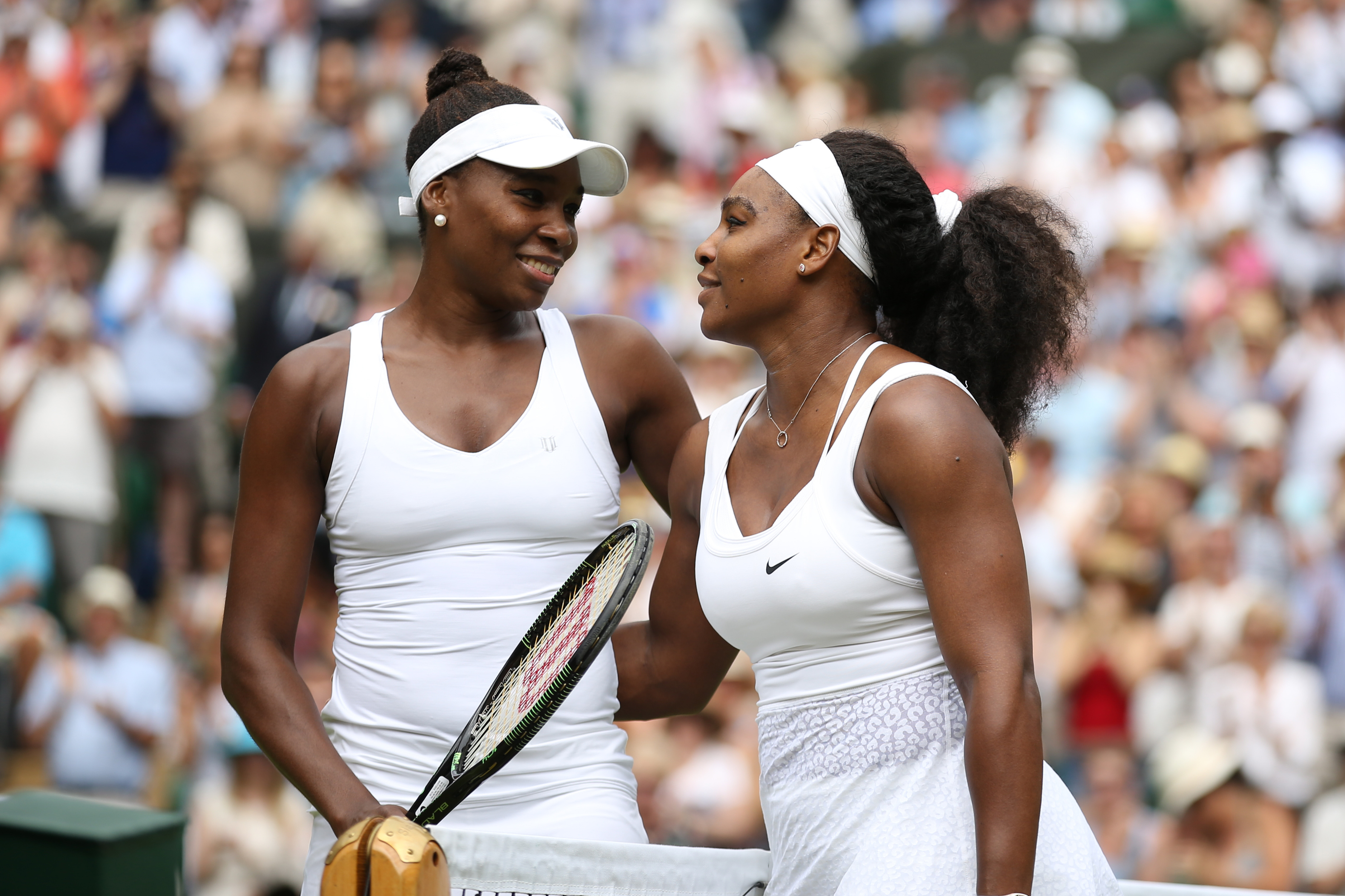 Williams sisters are looking for another trophy