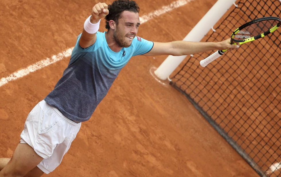 Who is Marco Cecchinato? Can he win ATP Masters?