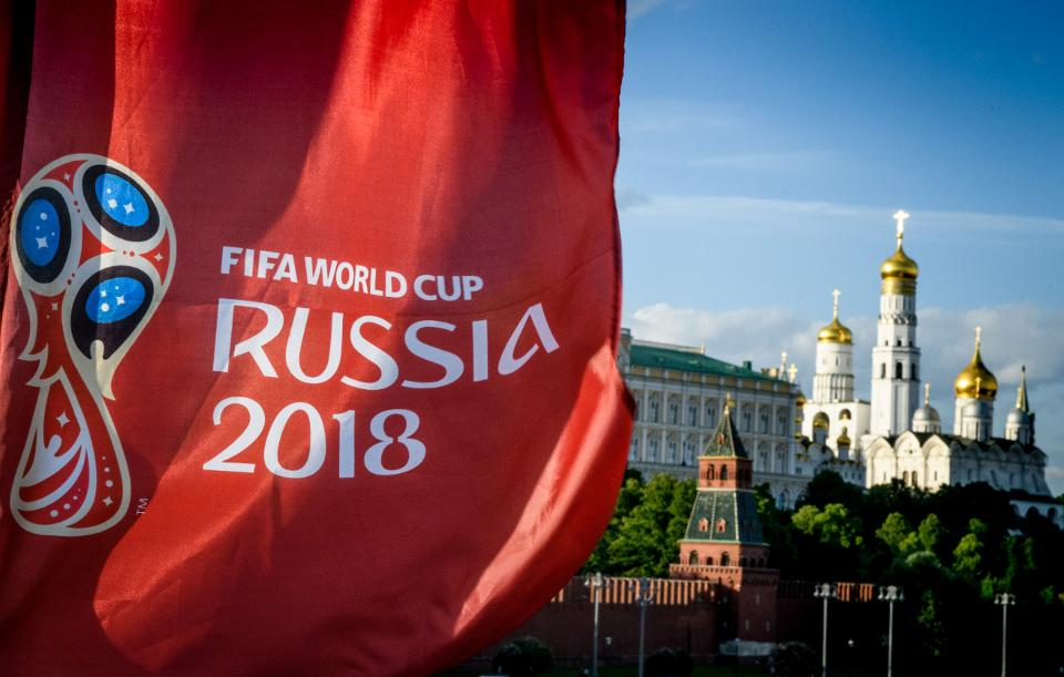Bet on Russia  - win an impressive amount